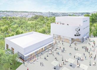 スヌーピーミュージアムのイメージ
