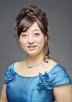 ソプラノ歌手の和泉聰子さん