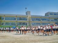 14校でプレ連合運動会
