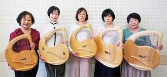 音楽療法でも使われる楽器ライアー