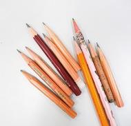 学芸員は鉛筆がお好き