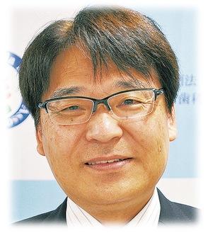 町田市歯科医師会長崎敏宏会長