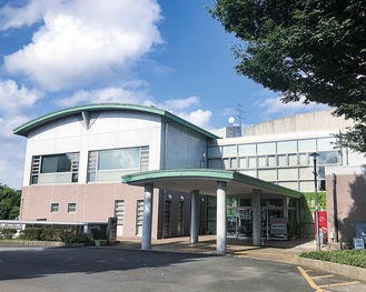 現在は利用を中止しているサン町田旭体育館