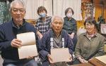 神蔵さん(手前中央)と井戸の会メンバー