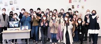 市民、学生、教員によるプロジェクトメンバー