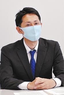 奥澤高広氏