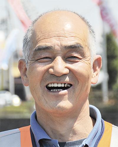 石川末治さん
