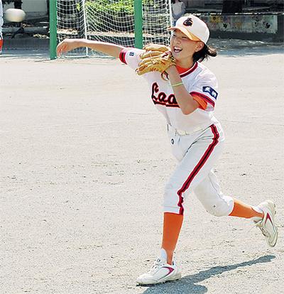 野球もなでしこ活躍