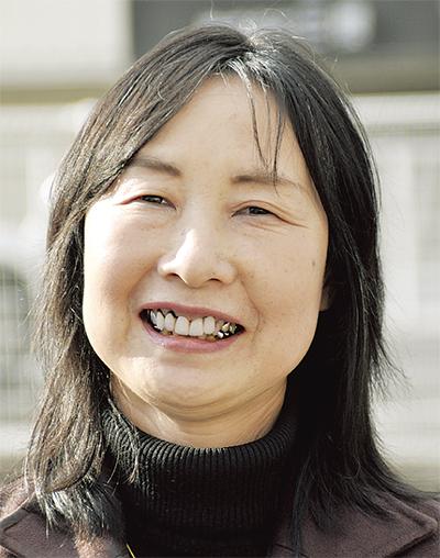 野村芳子さん