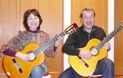 中高年のためのギター教室が開講