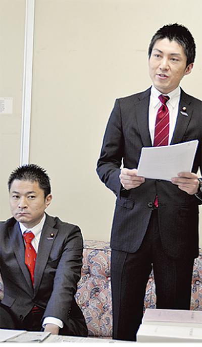 白川哲也氏(町田市議)衆院選出馬へ