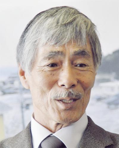 菅野徳一さん