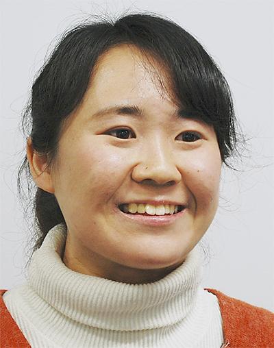 岡端(おかはな)美香さん