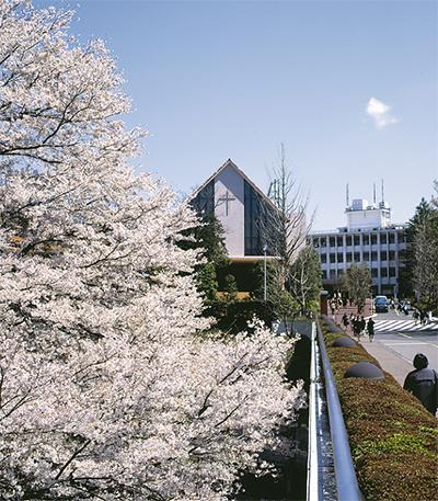 春のキャンパス公開