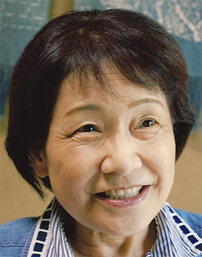 本間 美智子さん