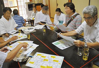 神社マップで地域連携