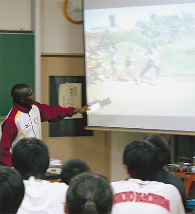真也加氏の課外授業
