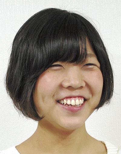 上田 遥さん