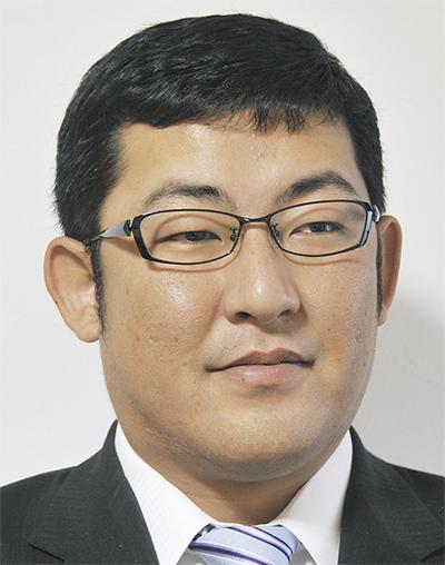 小峰 健嗣さん
