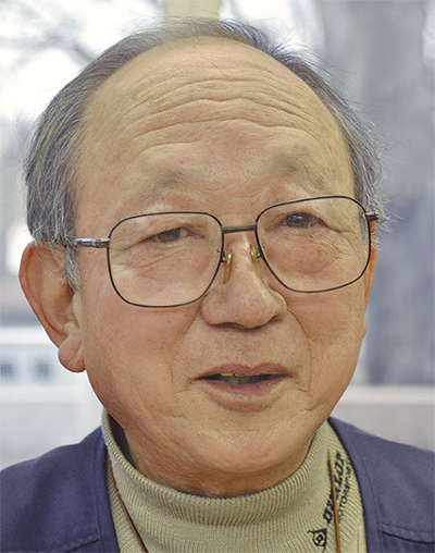 吉岡栄一郎さん