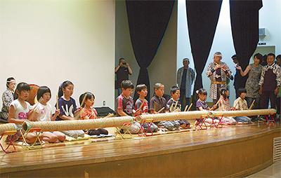 地域に伝統文化伝承