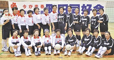 町田から2チーム選出