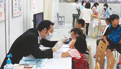 『歯周病から忍び寄る全身疾患』