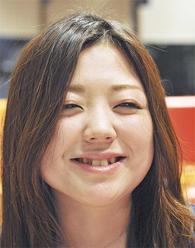 内田 佑季さん