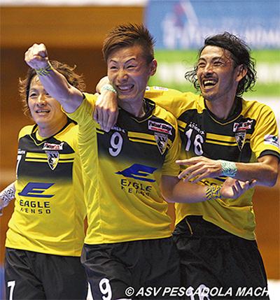 ホームチーム試合結果
