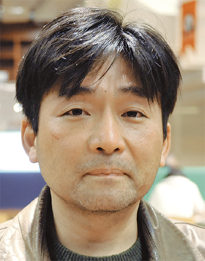 安本 浩二さん