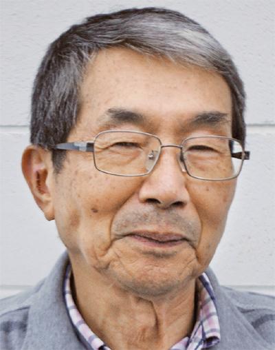 富岡 秀行さん
