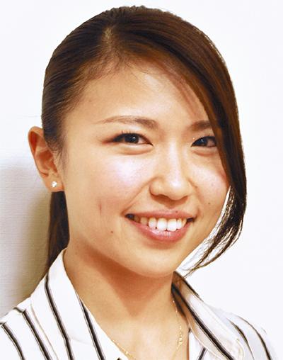 山田 里菜さん