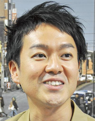 塚越 健司さん