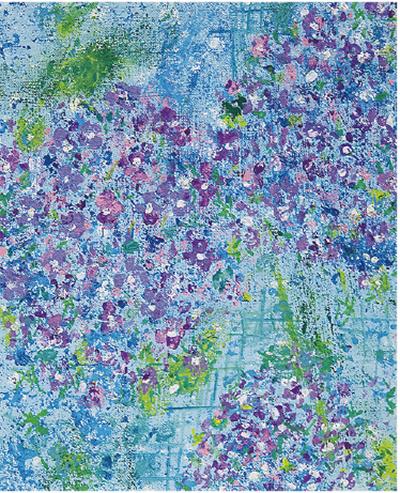 花と…四季と…