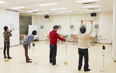健康吹き矢特別コース