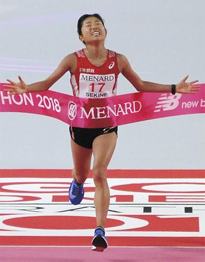 マラソン 日本 歴代