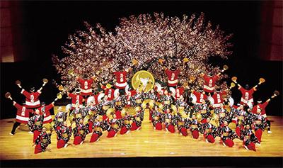 アメリカ桜祭り凱旋公演