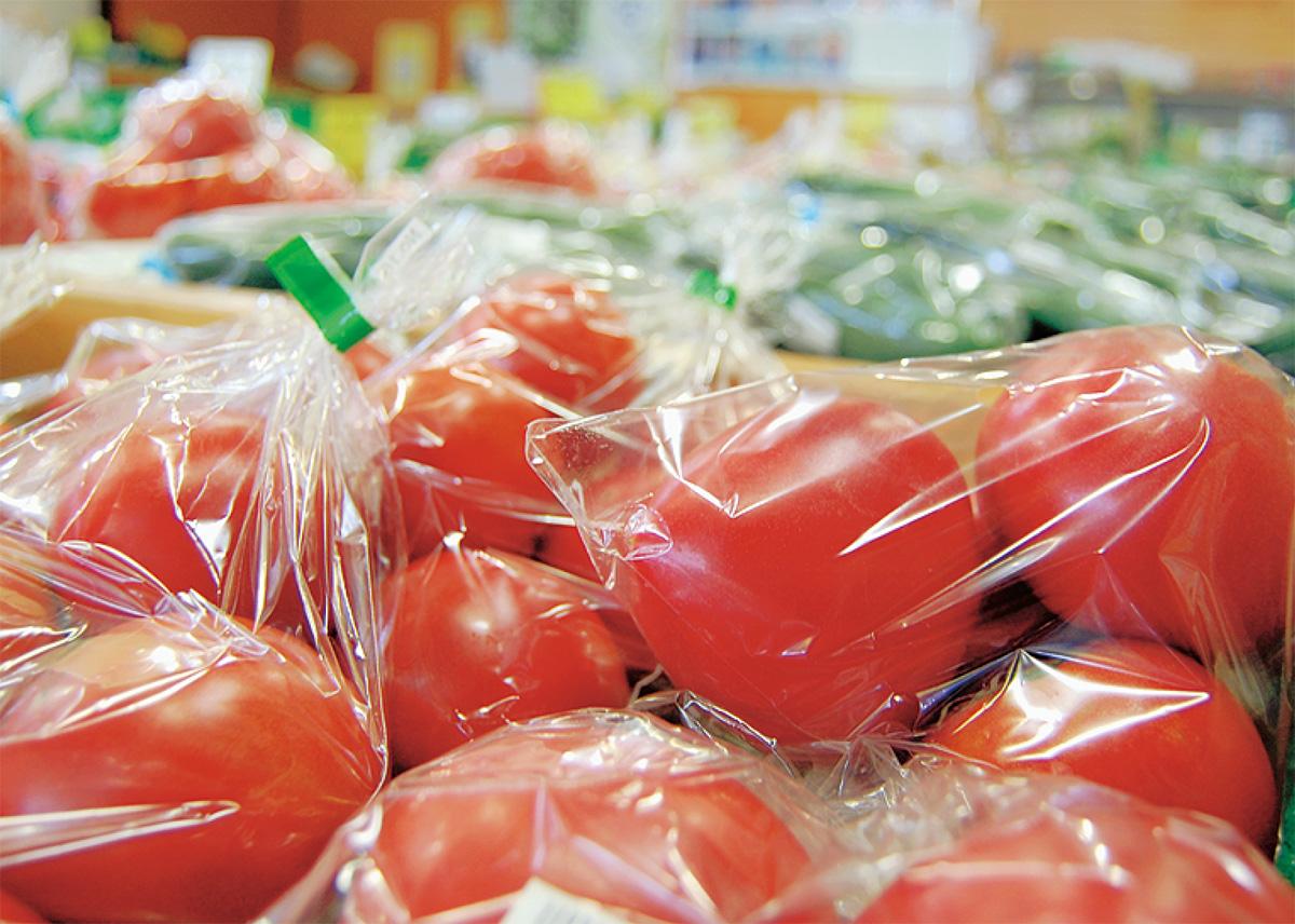 夏野菜どっさりお買い得