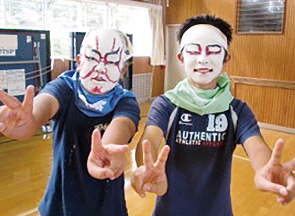 歌舞伎役者になろう