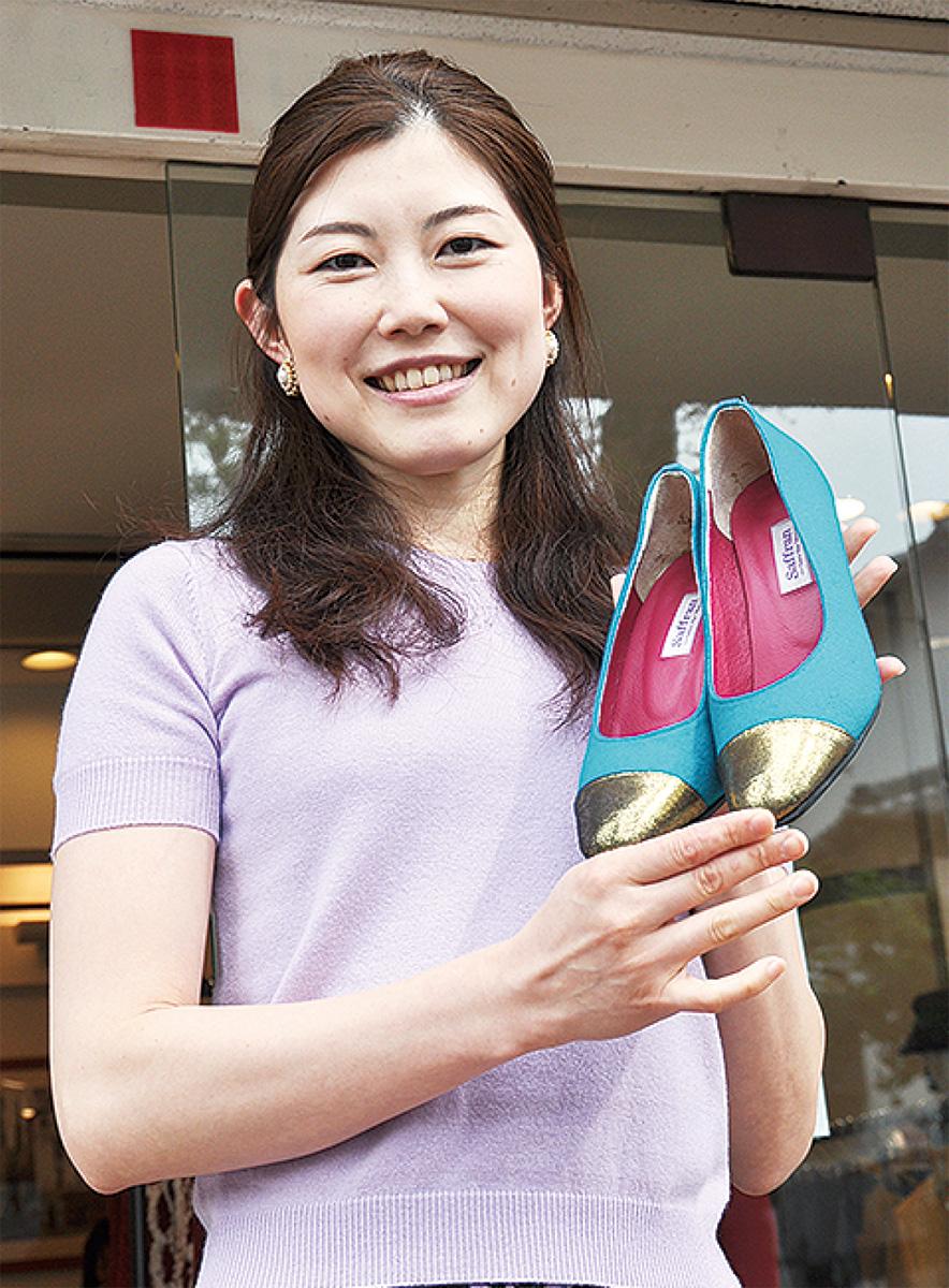 世界に一つの靴を