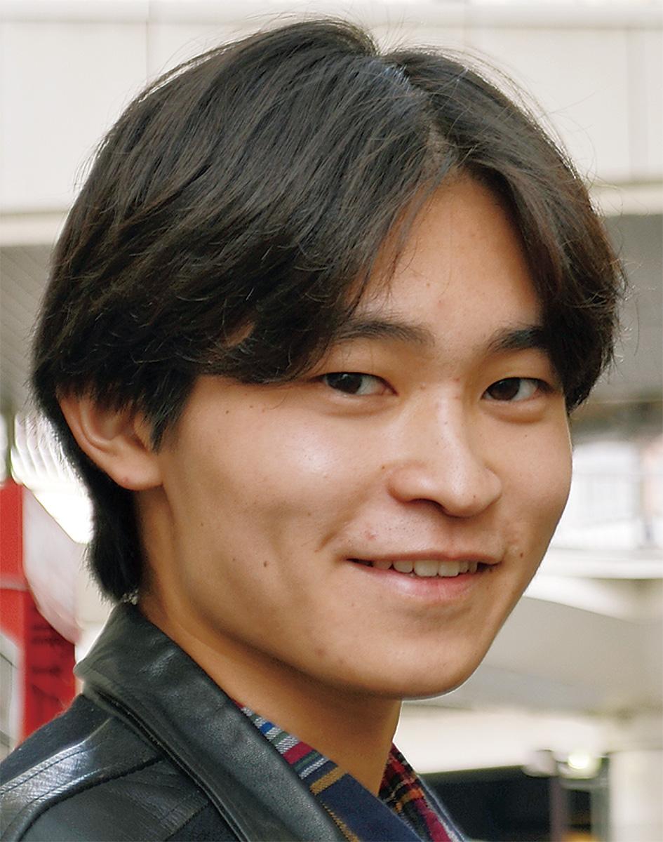 岩本 滉平さん