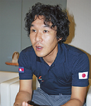 広報の亀田さん