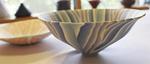 入選作品と同じ「色・型」の組鉢