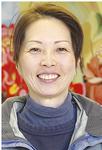 「母娘共に、健康状態は良好」と話す担当飼育員の齋藤さん