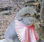 龍蔵神社・住吉神社の狛犬