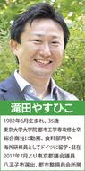 東京の都市戦略として公園を活用する