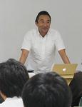 高橋氏の言葉に生徒たちは聞き入っていた