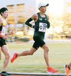 マラソン日本記録保持者も登場