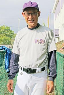日本ハムファイターズに所属していた舟山さん。引退後はビジネスマンとして活躍していた