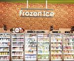 冷凍コーナーだからこそ「暖かいデザイン」